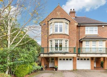 Thumbnail 5 bed end terrace house for sale in Mountview Close, Golders Hill Park, London