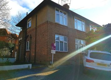 Thumbnail 2 bed flat to rent in Oak Wood Close, Woodford Green, Essex.