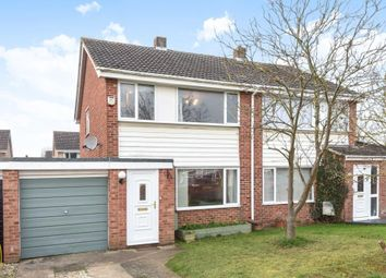Thumbnail 3 bed semi-detached house for sale in Hamble Drive, North Abingdon
