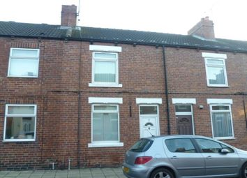 Thumbnail 2 bed property to rent in Grafton Street, Glasshoughton, Castleford