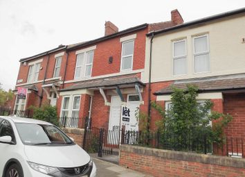 Thumbnail 3 bed flat to rent in Farndale Road, Elwick, Newcastle