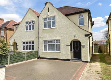 Thumbnail 3 bed semi-detached house for sale in Windsor Avenue, Hillingdon, Middlesex