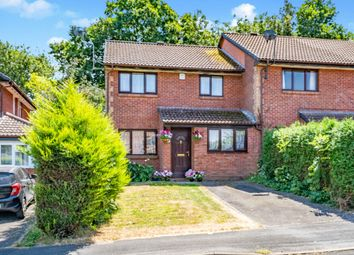 Thumbnail 3 bed semi-detached house for sale in Ullswater Avenue, West End, Southampton