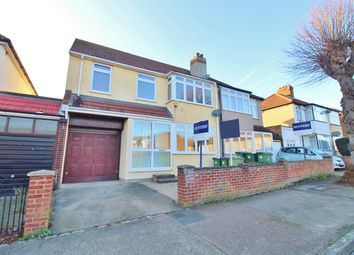 3 bed semi-detached house for sale in Osborne Road, Belvedere, Kent DA17