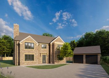 Thumbnail 4 bed detached house for sale in Whittington Road, Gobowen, Oswestry, Shropshire