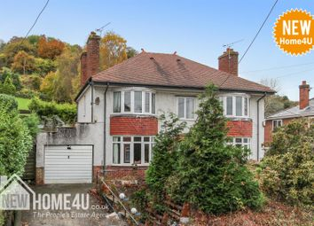 Thumbnail 4 bed detached house for sale in Brynford Road, Holywell