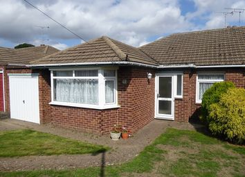 Thumbnail 3 bed semi-detached bungalow to rent in Fernheath Way, Dartford