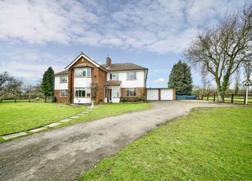 Thumbnail 5 bed detached house for sale in Cage Lane, Great Staughton, St. Neots