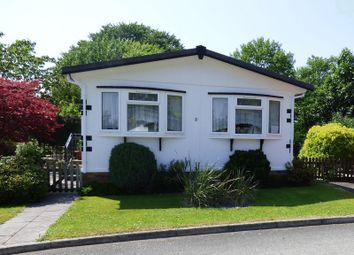 Thumbnail 2 bedroom mobile/park home for sale in Moorshop, Tavistock