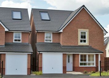 4 bed detached house for sale in Hornbeam Row, Brixworth, Northampton NN6