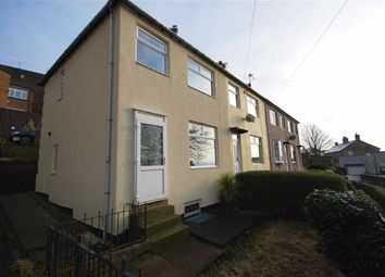 Thumbnail 3 bed end terrace house for sale in Plane Tree Nest, Trimmingham, Halifax