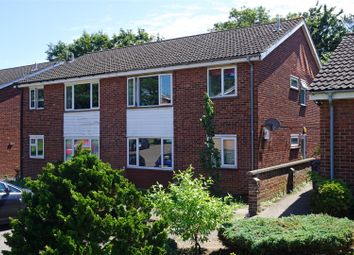 Thumbnail 2 bed maisonette for sale in Latchmore Close, Hitchin