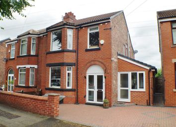 Thumbnail 3 bed property for sale in Walker Avenue, Whitefield, Manchester