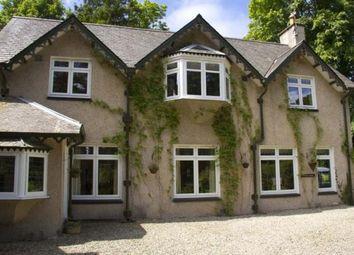 Thumbnail 3 bed detached house for sale in Pentrefelin, Criccieth, Gwynedd