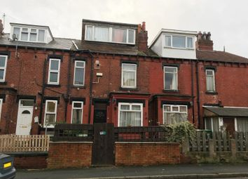 Thumbnail 3 bed terraced house to rent in Florence Mount, Harehills, Leeds