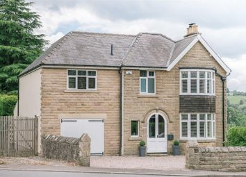 Thumbnail 5 bed detached house for sale in Cromford Road, Wirksworth, Matlock