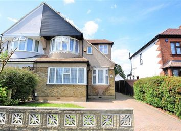 Thumbnail 5 bed semi-detached house for sale in Westergate Road, Upper Abbey Wood, London