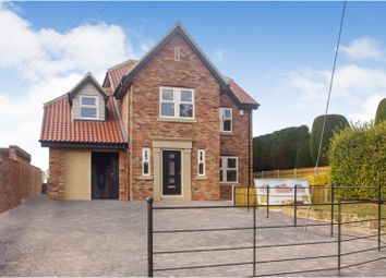 Thumbnail 5 bed detached house for sale in East Harlsey, Northallerton