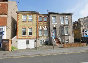 Thumbnail 1 bedroom flat for sale in Osborne Road, Broadstairs
