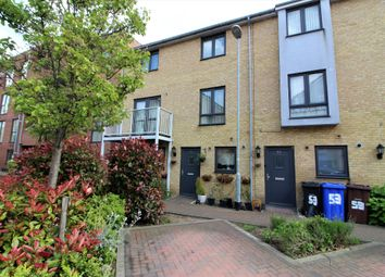 Thumbnail 3 bedroom terraced house for sale in Draper Close, Grays