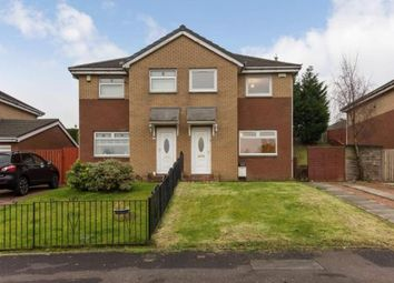 Thumbnail 3 bedroom semi-detached house for sale in Coll Street, Germiston, Glasgow