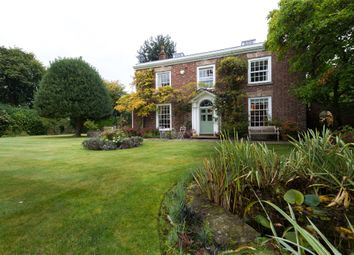 Thumbnail 4 bed detached house for sale in Stage Lane, Lymm