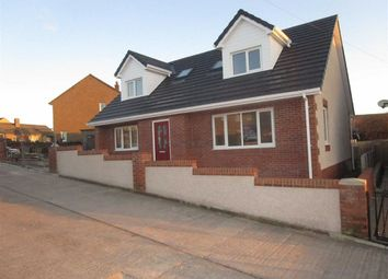 Thumbnail 3 bed detached bungalow for sale in Richmond Hill Road, Hensingham, Whitehaven