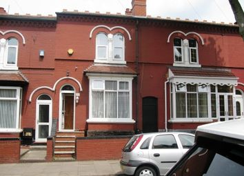 Thumbnail 3 bedroom terraced house for sale in Mostyn Rd, Handsworth, Birmingham