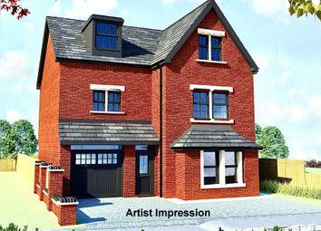 Thumbnail 5 bed detached house for sale in Church Street, Ossett