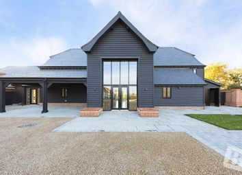 Thumbnail 4 bed barn conversion to rent in Old Lodge Court, White Hart Lane, Chelmsford