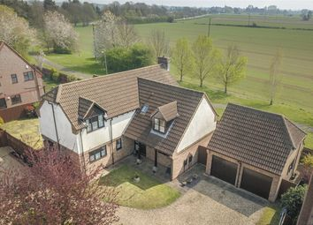 Thumbnail 4 bed detached house for sale in Whattoff Way, Baston, Market Deeping, Lincolnshire
