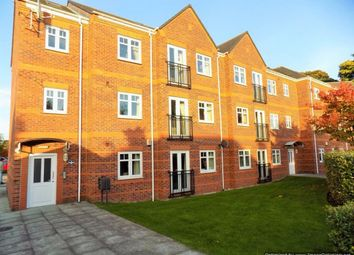 Thumbnail 2 bed flat to rent in Brackenhurst Drive, Moortown, Leeds