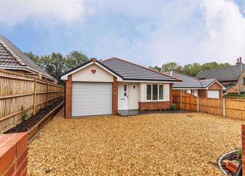 3 bed detached bungalow for sale in Manor Road, New Milton BH25
