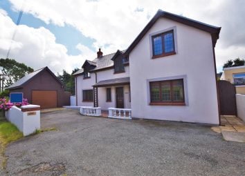 Thumbnail 4 bed detached house for sale in Kiln Road, Johnston, Haverfordwest