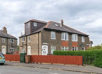 Thumbnail 2 bedroom flat for sale in Pilton Avenue, Crewe, Edinburgh
