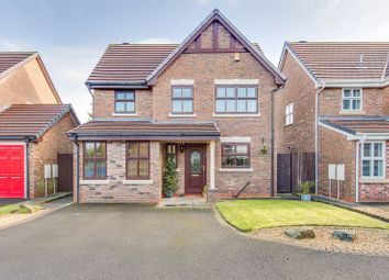 Thumbnail 3 bed detached house for sale in Ashridge Way, Orrell, Wigan