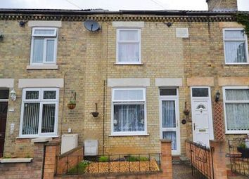 Thumbnail 3 bed terraced house for sale in Percival Street, Peterborough, Cambridgeshire.