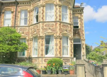 Thumbnail 1 bed flat to rent in Ravenswood Road, Cotham, Bristol