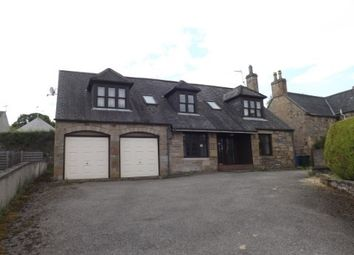 Thumbnail 5 bed detached house for sale in The Old Smiddy, Tower Street, Tain
