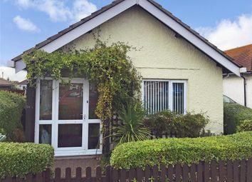 Thumbnail 2 bed detached bungalow for sale in Sutton Avenue, Peacehaven, East Sussex