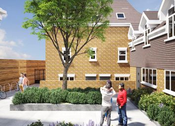 Benson Road, Croydon CR0. 2 bed terraced house