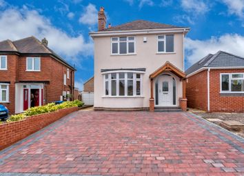 Thumbnail 4 bed detached house for sale in Littlewood Road, Cheslyn Hay, Walsall