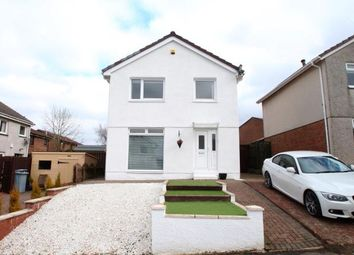 Thumbnail 3 bed detached house for sale in Moffat Gardens, Gardenhall, East Kilbride, South Lanarkshire