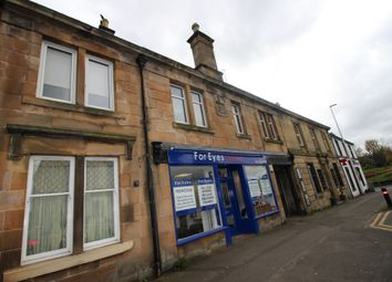 Thumbnail 3 bedroom flat for sale in Broad Street, Denny, Stirlingshire
