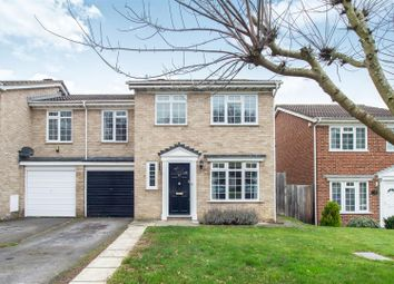 Thumbnail 4 bedroom semi-detached house for sale in Mayfield Gardens, Hersham, Walton-On-Thames