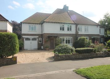 Thumbnail 4 bed semi-detached house for sale in Offington Avenue, Worthing