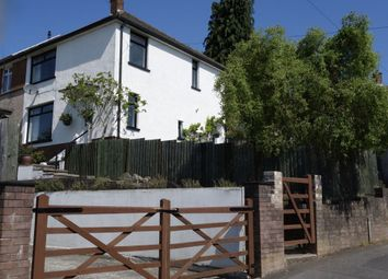 Thumbnail 3 bedroom end terrace house for sale in Underhill Crescent, Abergavenny