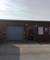 Thumbnail Light industrial to let in Unit 93, Woodside Business Park, Shore Road, Birkenhead