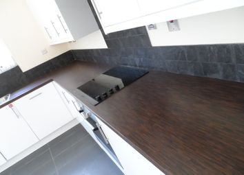 Thumbnail 3 bed flat to rent in Knighton Road, Leicester