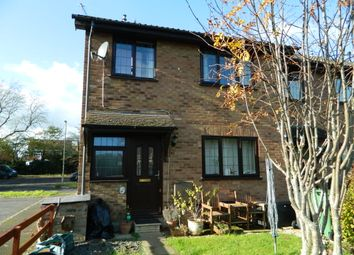 Thumbnail 2 bed end terrace house to rent in Sorrells Clsoe, Chineham